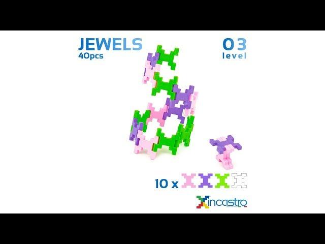 INCASTRO | Level 3 | Jewels
