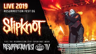 Slipknot - Psychosocial (Live at Resurrection Fest EG 2019)