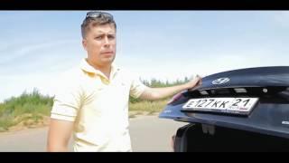 Hyundai Genesis Тест драйв Anton Avtoman смотреть