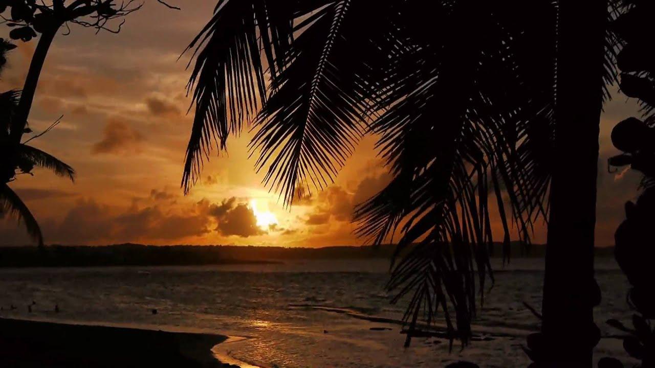 Des couchers de soleil de guadeloupe youtube - Coucher de soleil en guadeloupe ...