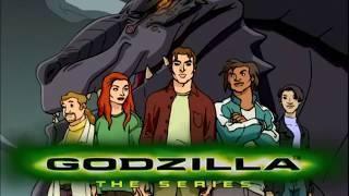 Godzilla:The Series Intro HD 720P