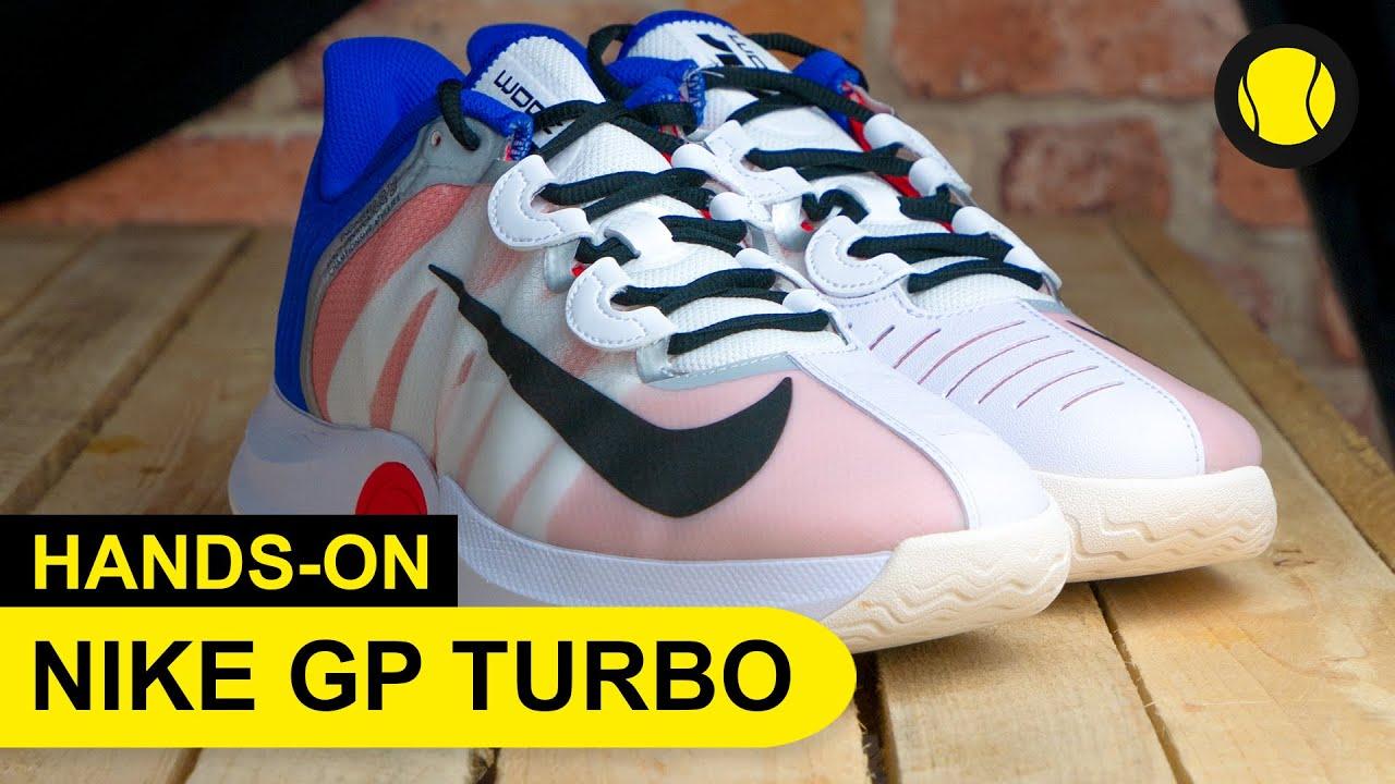 NIKE Air Zoom GP Turbo   Tennisschuh