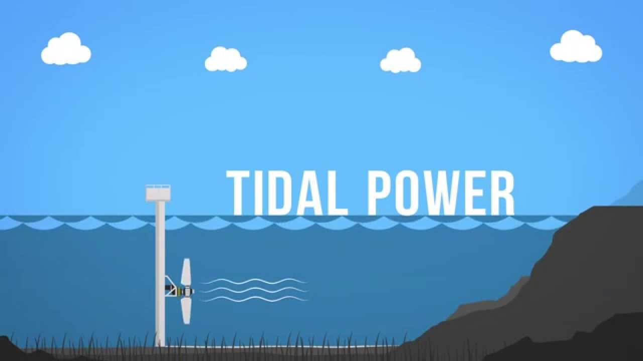 Tidal Power 101 - YouTube