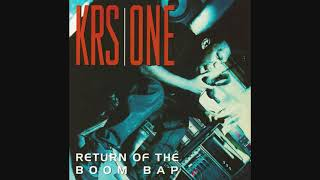 Outta here Instrumental -  KRS One