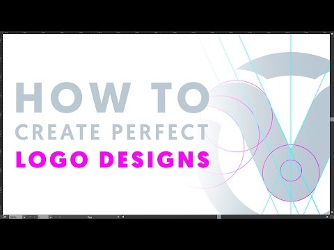 Illustrator Tutorial   How to create better Logo Designs