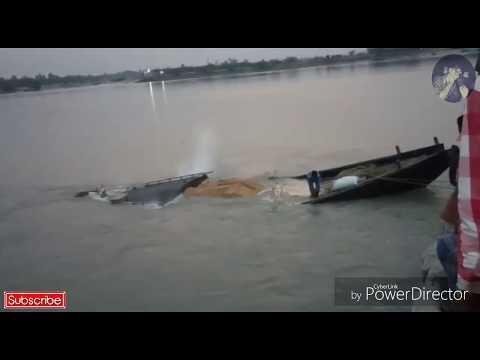 Boat dipped video😢# Sundarban# # West Bengal# #gosaba# #kolkata# # Sundarban Travels#