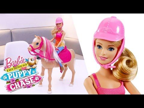 Barbie i jej tańczący koń, Mattel