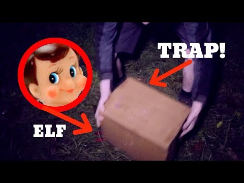 CAPTURING THE ELF ON THE SHELF WITH A TRAP! *What I Do Next