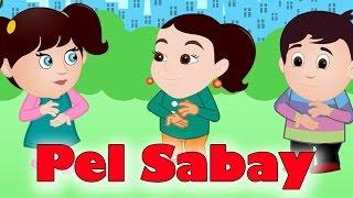 ពេលសប្បាយ | Pel Sabay | If you are happy in Khmer | ចំរៀងកុមារ | Khmer Nursery Rhymes