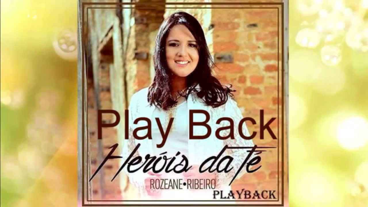 play back rozeane ribeiro meu