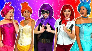 THE SUPER POPS COWGIRLS TRAP THE DOODLER. Totally TV Originals