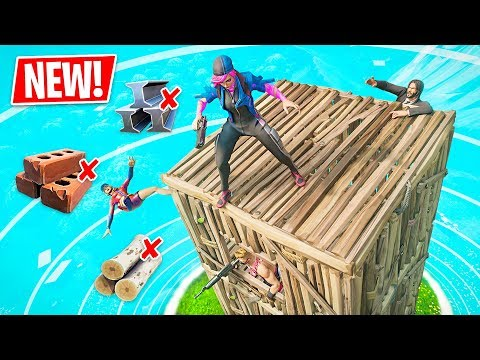No Farming LTM In Fortnite Battle Royale! (BEST GAME MODE)
