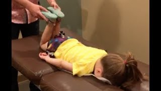 Download Video Pediatric Chiropractor Lincoln NE - Adjustment on a 4 Year Old MP3 3GP MP4