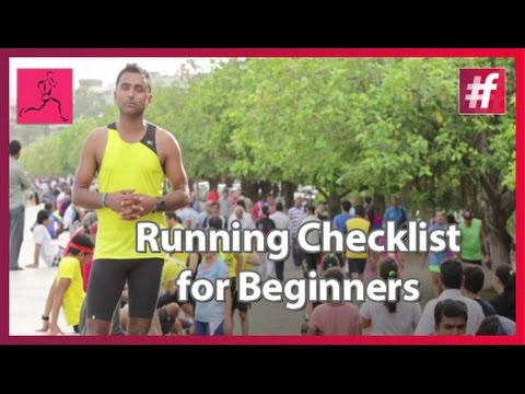 IRONMAN Milind Soman Running Tips For Beginners - Running Guidelines For Beginners