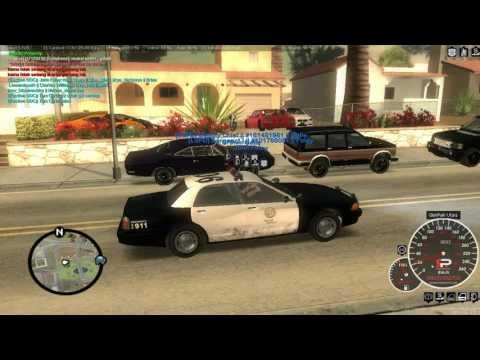 MTASA ILRP - Police Duty