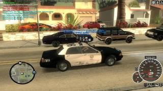 MTA:SA ILRP - Police Duty