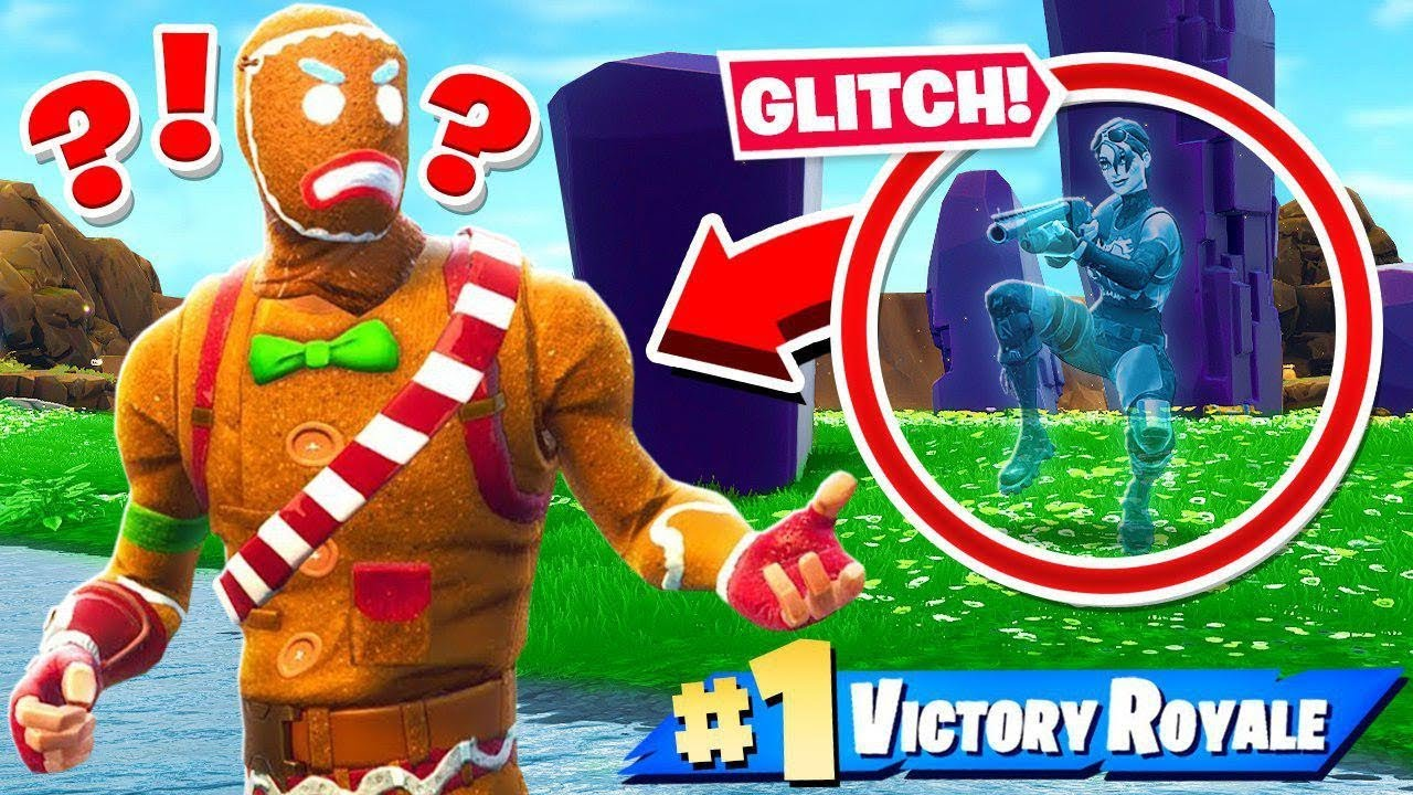 Download NEW *GLITCH* CUSTOM GAME MODE! (Fortnite)