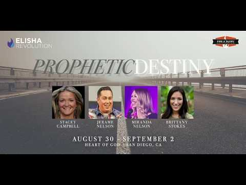 Night 681 | Stacey Campbell | August 30, 2018 | Prophetic Destiny Conference