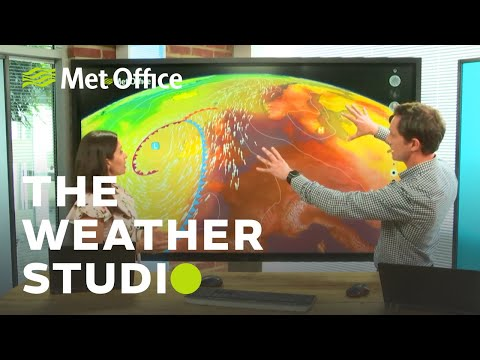 Record Temperature Latest – The Weather Studio 25/07/19