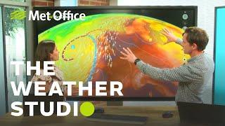 Record Temperature Latest – The Weather Studio 25/07/19