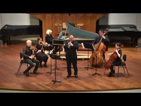 Telemann - Concerto in D for Trumpet and Strings. Mark Fitzpatrick - Trumpet, Kammermusik