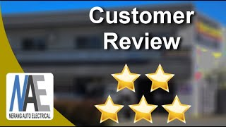 Nerang Auto Electrical Nerang East Impressive Five Star Review by Tim Apps