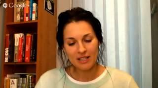 Онлайн встреча с Машей Ефросининой. 11 апреля 16:00