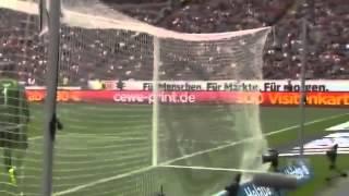 أهداف مباراة أينتراخت فرانكفورت 0-1 بايرن ميونيخ .. الدوري الألماني .. 17/08/2013
