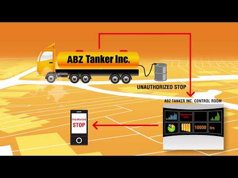 ROAMWORKS Tank Operations Monitoring Solution