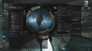 EVE Online Vexor Navi  ssue для Альфа Клона и типовой Vexor