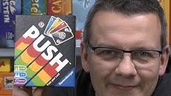 Push (Ravensburger) - Kartenspiel mit einfachen Regeln ab 8 Jahre