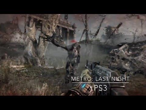 Metro: Last Night - PS3 - Review.VG
