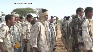 Arabs fight for independence in Northern Mali