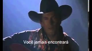 GEORGE+STRAIT+ +I+CROSS+MY+HEART+Legendado