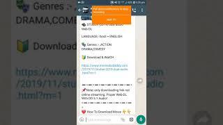 Indishare ya bd upload ke link se movie kaise download kare