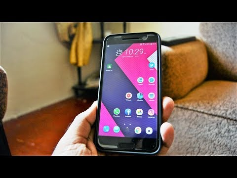 HTC 10    Official  Android 8.0 Oreo    Review