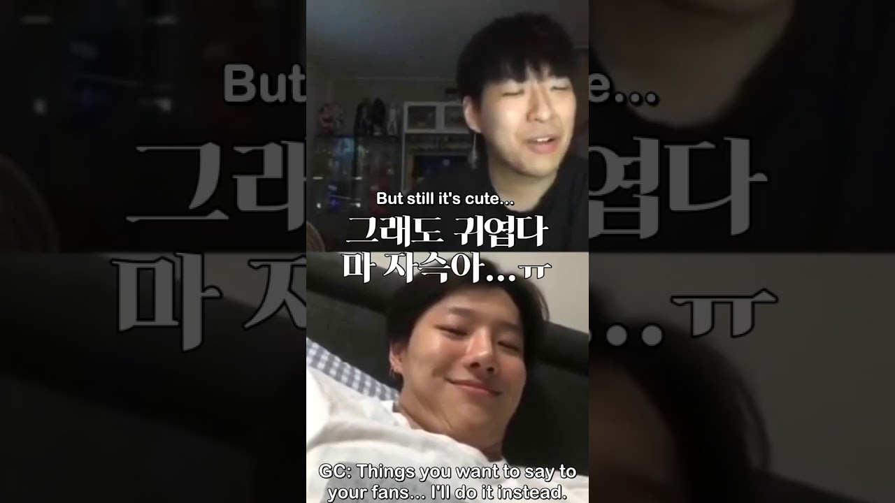 """[ENG SUBS] Seungyoun """"I don't have drinking habits"""""""