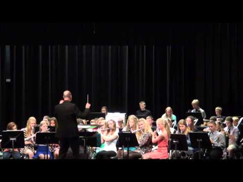 2014 Junior High Honor Band:  Shadows Unleashed by Brian Balmages
