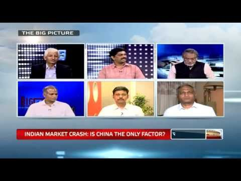 The Big Picture – Indian Stock Market crash: Is China the only factor?