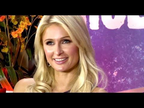 Paris Hilton cooks and skydives!!!