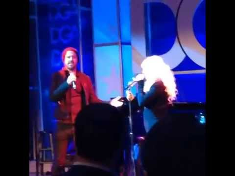 "Christina Aguilera - Say Something (Democratic Governors Association ""DGA"" Holiday Party 08-Dec-14)"