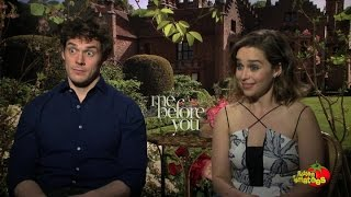 Me Before You Interviews: Eyebrow-Off