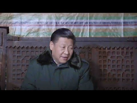 Xi Jinping: I always have Liangshan on my mind