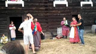Форт РОСС - частушки и пляски(This video was uploaded from an Android phone., 2011-07-31T16:21:04.000Z)