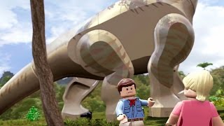 PS4 - LEGO Jurassic World Trailer # 2