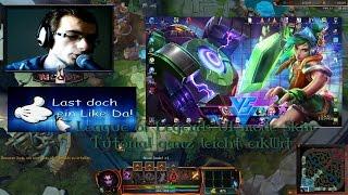 League of Legends NEUE UI mode Skin Tutorial German Patch 5.20