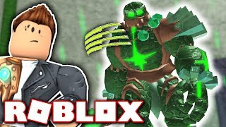DEFEATING THE FLOOR 8 BOSS IN SWORDBURST 2!! (Roblox)
