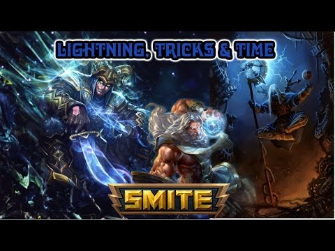 Welcome to my Hell | Zeus, Loki & Chronos Smite  Gamplay
