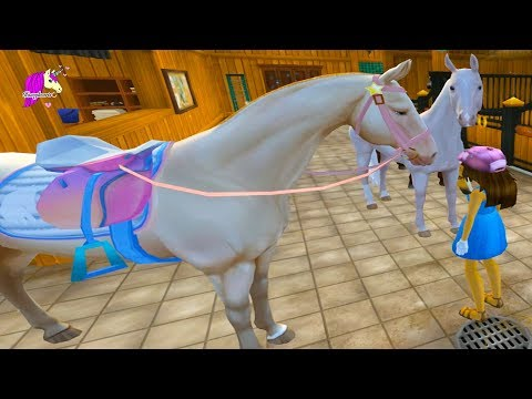 Most Beautiful Horse ! Buying All 6 Akhal-Teke New Horses on Star Stable Online Game