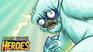 Plants vs. Zombies™ Heroes - Electronic Arts Zombies On Ice Level 01